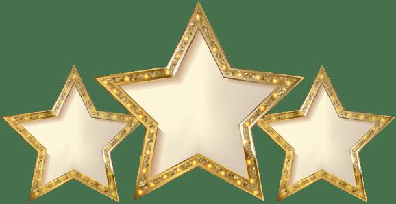 Prêmio Influency.me - O Oscar da Influência. Estrelas Oscar da Influência