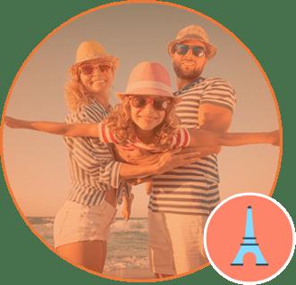 Categoria Viagem & Turismo - Prêmio Influency.me
