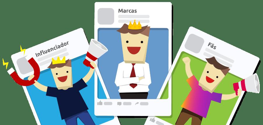 Marcas, Influenciadores e Fãs - Prêmio Influency.me
