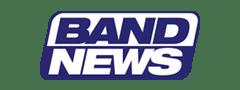 Apoio BAND NEWS - Prêmio Influency.me
